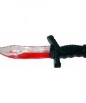 Griezelmes met bloed 25 cm