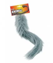 Grijze dieren staart 50 cm