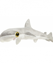 Grijze rif haai knuffel 110 cm 10062286