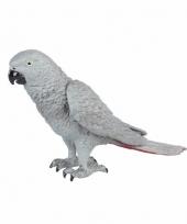 Grijze roodstaart papegaai 15cm