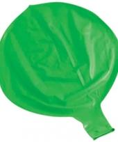 Groene mega ballonnen 90 cm