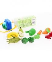 Groente en fruit thema figuurtjes