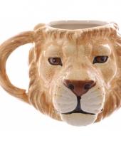 Grote beker leeuw 400 ml
