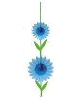 Grote bloem decoratie
