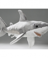 Grote knuffel haai 50 cm