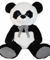 Grote pluche panda beer knuffel dier 70 cm