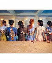 Grote poster pink floyd back catalogue 140 x 100cm