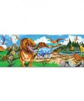 Grote puzzel 48 stukjes dinosaurus