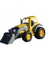 Grote tractor met schep 58 cm