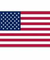 Grote vlag amerika 150 x 240 cm