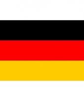 Grote vlag duitsland 150 x 240 cm
