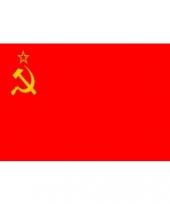 Grote vlag sovjet unie 150 x 240 cm
