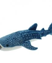 Grote wasvis haai knuffel 54 cm