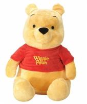 Grote winnie de pooh knuffel van 80 cm