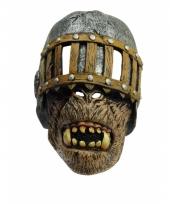 Halloween feest masker aap