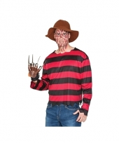 Halloween freddy outfit heren