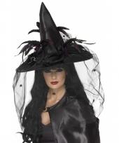 Halloween hoed heks
