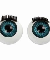 Halloween oogbollen 4 stuks