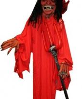 Halloween pop van een duivel 150 cm