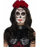 Halloween schminkset day of the dead 10075136