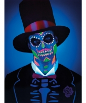 Halloween schminkset day of the dead 10075143