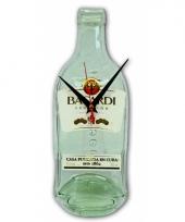 Handgemaakte bacardi klok