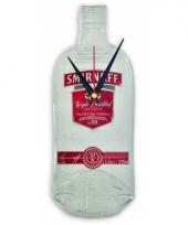 Handgemaakte smirnoff vodka klok