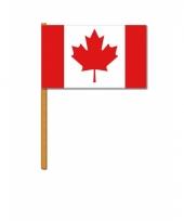 Handvlaggetje canada