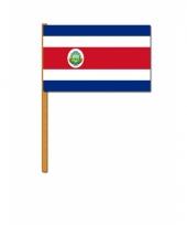 Handvlaggetje costa rica
