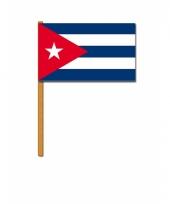 Handvlaggetje cuba