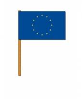 Handvlaggetje europa