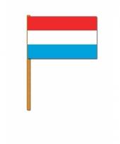 Handvlaggetje luxemburg