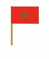 Handvlaggetje marokko