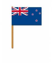 Handvlaggetje nieuw zeeland