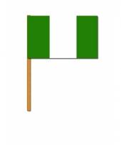 Handvlaggetje nigeria