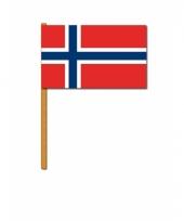 Handvlaggetje noorwegen