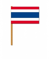 Handvlaggetje thailand