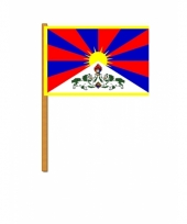 Handvlaggetje tibet