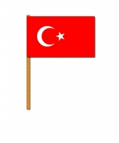 Handvlaggetje turkije