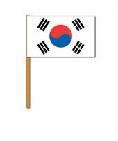 Handvlaggetje zuid korea