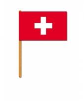 Handvlaggetje zwitserland
