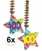 Hangdecoratie 100e verjaardag 10126777