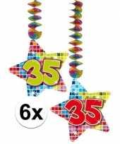 Hangdecoratie 35e verjaardag 10126770