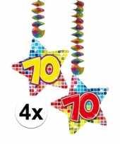 Hangdecoratie 70e verjaardag 10126470
