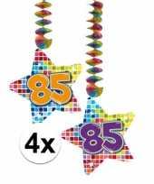 Hangdecoratie 85e verjaardag 10126432