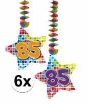 Hangdecoratie 85e verjaardag 10126437