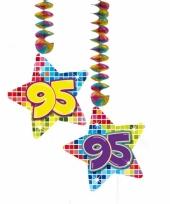 Hangdecoratie 95e verjaardag