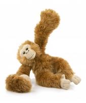 Hangende orang oetan knuffel aapje