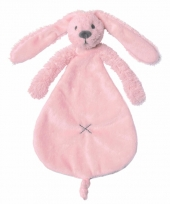 Happy horse konijn tuttel 25 cm roze
