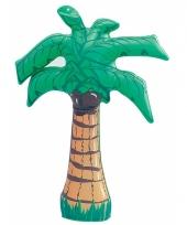 Hawaii palmboom opblaasbaar 45 cm